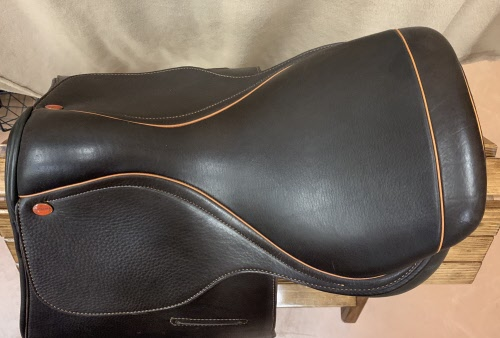 Palermo II Polo Saddle Standard Leather